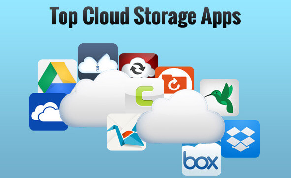 12 Free Best Cloud Storage Apps For Android And iOS - Easy