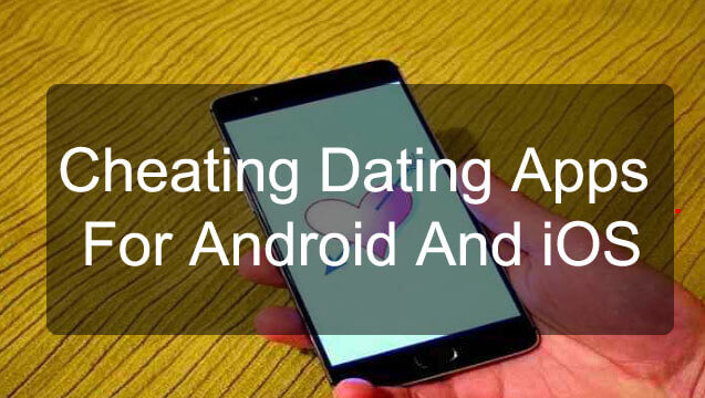 cheating dating apps